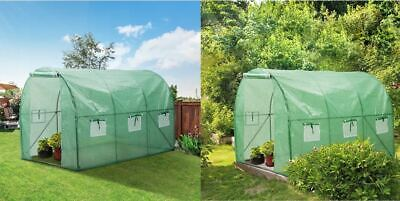 Greenhouse garden, Vegetables house, Foiling plant house, Polytunnel  2.5m / 4m