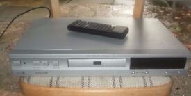 Mitsubishi DVD Player with Remote