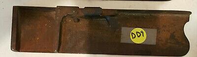 Vintage Printing Composing Stick - 8 Metal