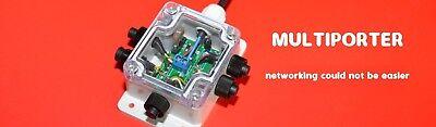 NMEA 2000 Multiporter  Starter Kit Network Block Garmin Simrad Lowrance Connect Nmea 2000 Starter Kit