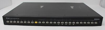 Bosch Dvr16e2162 16-channel Divar Digital Versatile Recorder Dvr