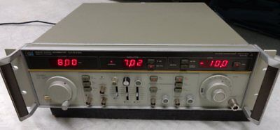 Hp 8684b Signal Generator 5.4-12.5ghz With Opt 002 003 H03 Warranty Guaranteed