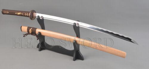 Traditional Handmade High Quality HighCarbon Steel Japanese Samurai Katana Sword