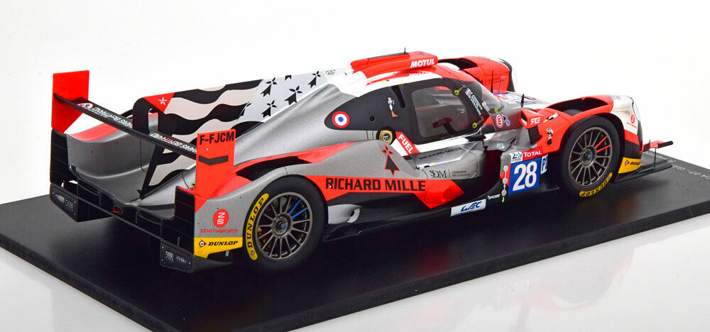 Spark Oreca 07 Gibson 24h Le Mans 2019 28 In 1/18 Scale New Release  - $199.00