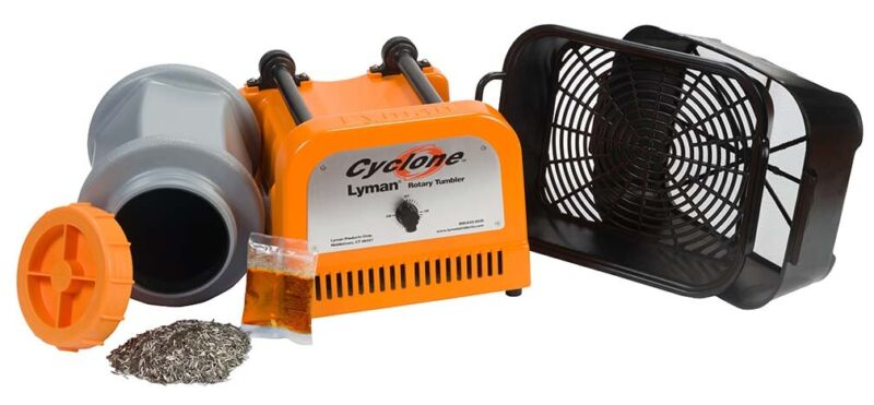 NEW Lyman Cyclone Rotary CaseTumbler 115V 7631550