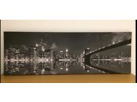 New York picture Canvas
