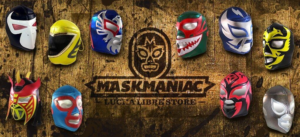 The Mask Maniac