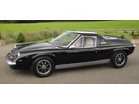LOTUS EUROPA WANTED IN ANY CONDITION FROM MINT RESTORED TO GARAGE/BARN FIND