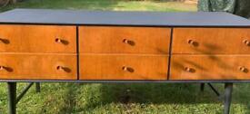 60s cabinet / tv