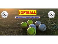 Come and try slow-pitch softball