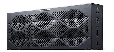$28.99 - MINI JAMBOX by Jawbone Wireless Bluetooth Speaker Graphite Facet - Blue Cords