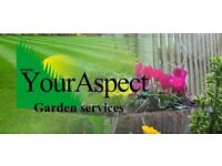 YourAspect Garden services Lawn mowing Services Smalley, Horsley Woodhouse, Kilburn, Belper, Heanor