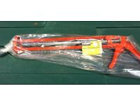 Heavy Duty Caulking Mastic Sealant Silicone Adhesive Application Gun