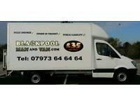 MAN AND VAN / HOUSE REMOVALS CHEAPEST PRICES FULLY INSURED