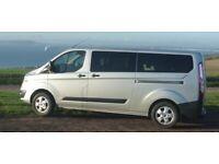Ford Transit Custom 2016 2.2 125ps Campervan / Day van