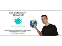 Maths Tutor for Primary & Secondary - Key Stage 2/3 & GCSE - Online / Home