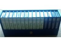 The Holy Bible on 60 Cassette Tapes in Carry-Case - Excellent condition
