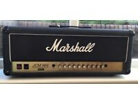Marshall JCM 900 hi gain. 100 watt guitar amp