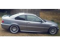 Bmw e46 coupe 2.2 facelift m sport or swaps