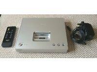Onkyo NDS1 Silver iPod Classic Digital Transport