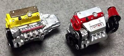 1/24-1/25 Honda K-Series Engine Kit Pressurized Resin