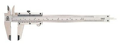Moore & Wright MW100-15B Vernier Caliper Metric/Inch 150mm/6""