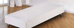 Free bed base single size