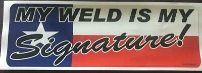 Lincoln Miller Hobart Redi Arc Electric Arc Welder Decalssignature Texas Flag