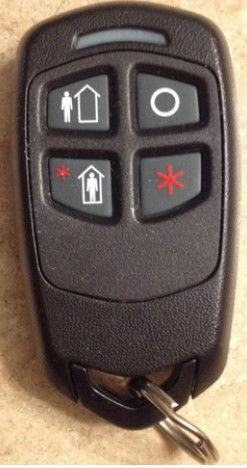 Adt Home Security Systems >> Honeywell Keyfob: Home Security | eBay