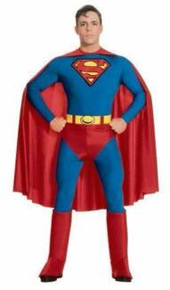Superman / Man of Steel Costume West Perth Perth City Preview