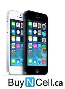 iPHONE 5 16GB 32GB 64GB  MINT IN BOX - PRICE DROP