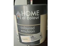 2.5L Magnolia paint - unopended