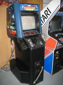 Wanted - R-Type, Xevious, Return of Jedi, Arcade