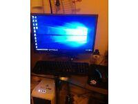 Gaming PC/ AMD 8350 4.2,8 Core / Radeon R9 380 4GB/ 16GB RAM