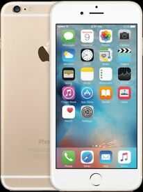 Apple iPhone 6 PLUS 16gb Gold - Unlocked *Grade A*