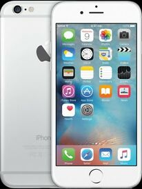 Apple iPhone 6 PLUS 16gb Silver - EE Network *Grade B*
