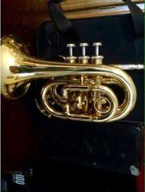 John Packer Pocket Trumpet