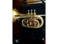 John Packer Pocket Trumpet