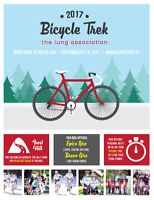 Bicycle Trek for Life & Breath 2017