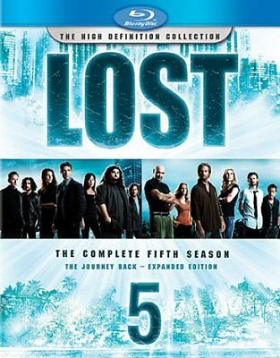 Lost: Season 5 [Blu-ray] DVDs & Blu-ray Discs