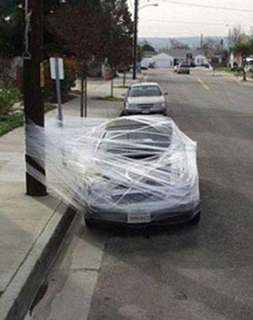 Best Harmless Car Pranks
