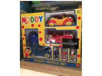 Original Noddy Car Set