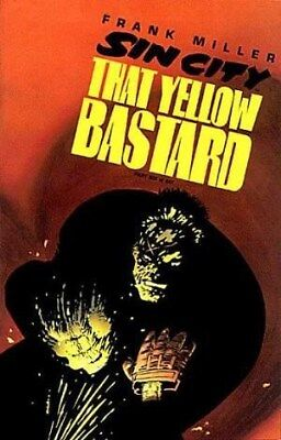 Sin City - That Yellow Bastard (1996) #6 of 6
