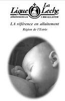 Réunion gratuite d'échange sur l'allaitement des bambins