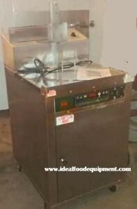 Chester Fried Chicken - Giles Pressure Fryer - Model CF-400G - FREE SHIPPING
