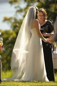 Floor length wedding veil Shailer Park Logan Area Preview