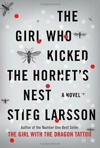 Girl Who Kicked The Hornet's Nest (Book 3 in Millennium Trilogy)