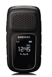 Samsung Rugby 4 SM-B780W - Black Rogers & Bell