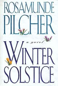 Winter Solstice by Rosamunde Pilcher, Hardcover, Exc Condition