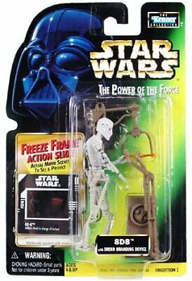 Star Wars Power of the Force Freeze Frame 8D8 3.75 Inch Action Figure